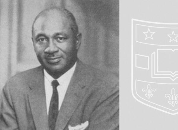 Honoring Dr. Howard P. Venable
